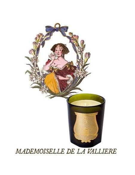 Свеча Мадемуазель де Лавальер Cire Trudon