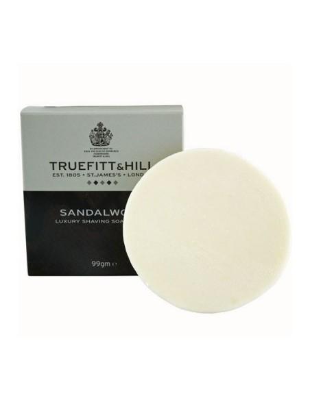 Запасное люкс-мыло Sandalwood Truefitt & Hill