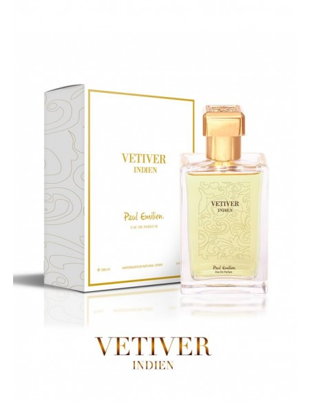 Vetiver Indien Paul Emilien
