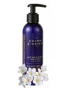 Молочко для тела с ароматом цветов Charme D Orient