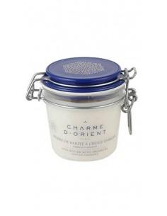 Масло карите с маслом арганы для лица и тела с восточным ароматом Charme d'Orient Paris