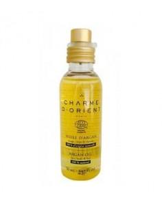 Парфюмированное Аргановое масло Charme d'Orient Paris