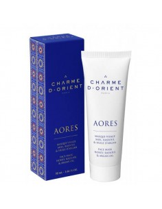 Гель-Скраб для лица с Аргановым маслом Charme d'Orient Paris