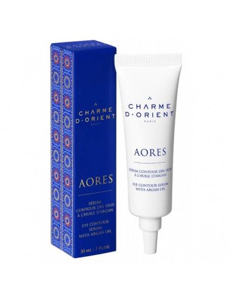 Сыворотка для ухода за кожей вокруг глаз с аргановым маслом Charme d'Orient