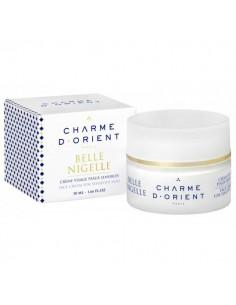 Дневной крем для чувствительной кожи лица с маслом черного тмина и маслом ши CHARME D'ORIENT