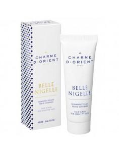 Скраб для лица для чувствительной кожи Charme D'Orient Belle Nigelle