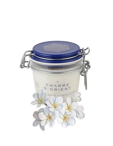 Масло карите + аргана с ароматом цветов Charme d' Orient
