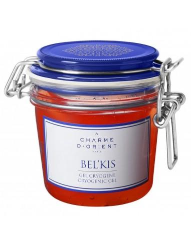 Охлаждающий криогеновый гель для тела Charme d'Orient Bel'Kis