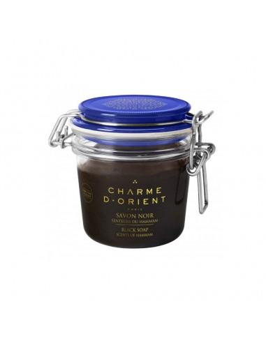 Черное мыло с эвкалиптом Charme D'Orient купить Киев