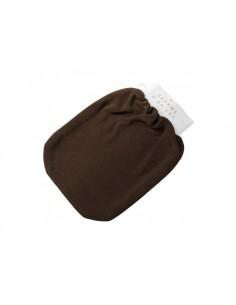 Рукавичка для пилинга коричневая Charme D'Orient