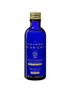 Необжаренное Аргановое масло Charme d'Orient Paris BIO