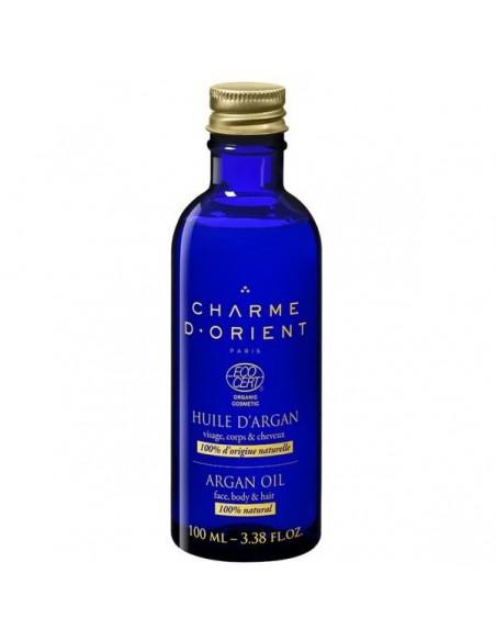 Масло арганы без обжарки (линия BIO) Charme D'Orient