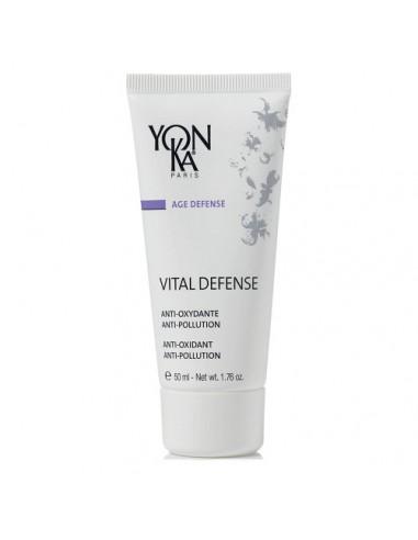 Антиоксидантный защитный крем Yon-Ka...