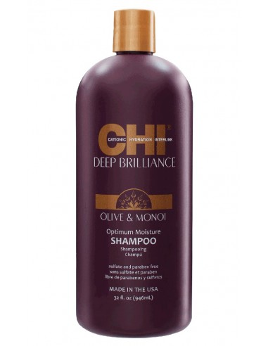 Увлажняющий шампунь для волос CHI...