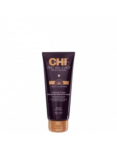 Защитный крем для кожи головы с...