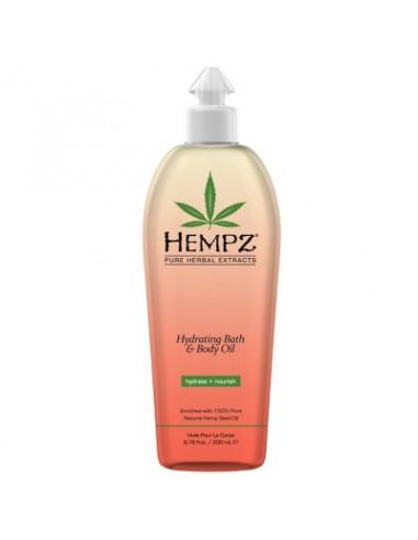 Зволожуюча олія для тіла Hempz...