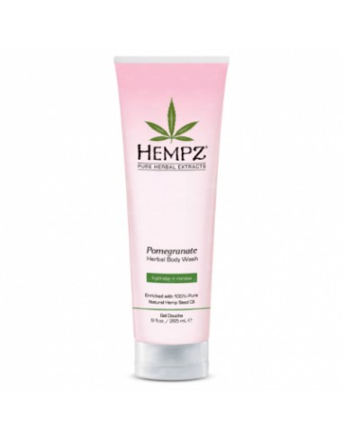 Гель для душа Гранат Hempz Pomegranate Herbal Body Wash