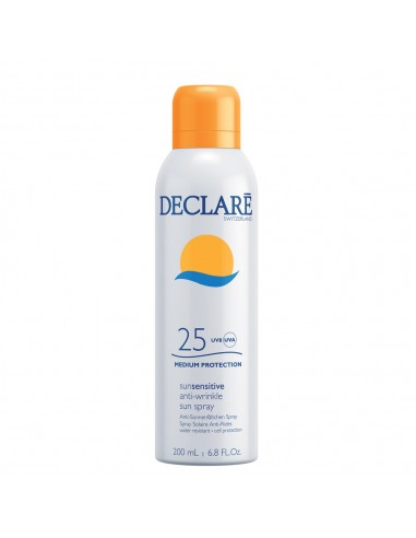 Солнцезащитный спрей SPF 25 Declare...