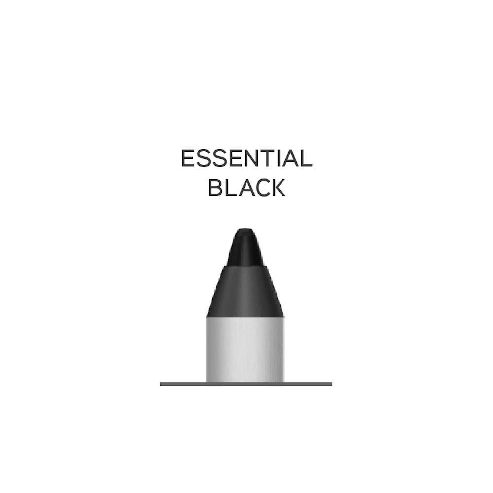 Essential Black (Насыщенный Чёрный)