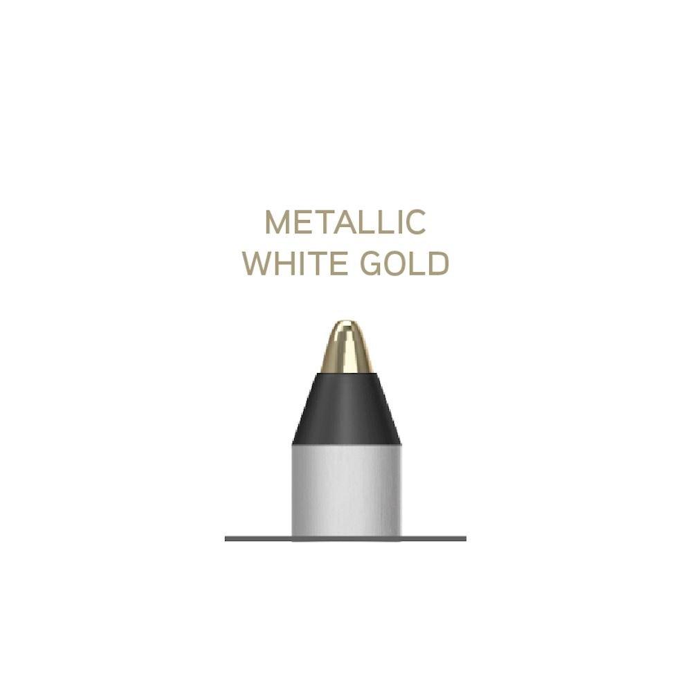 Metallic White Gold (Белое Золото Металлик)