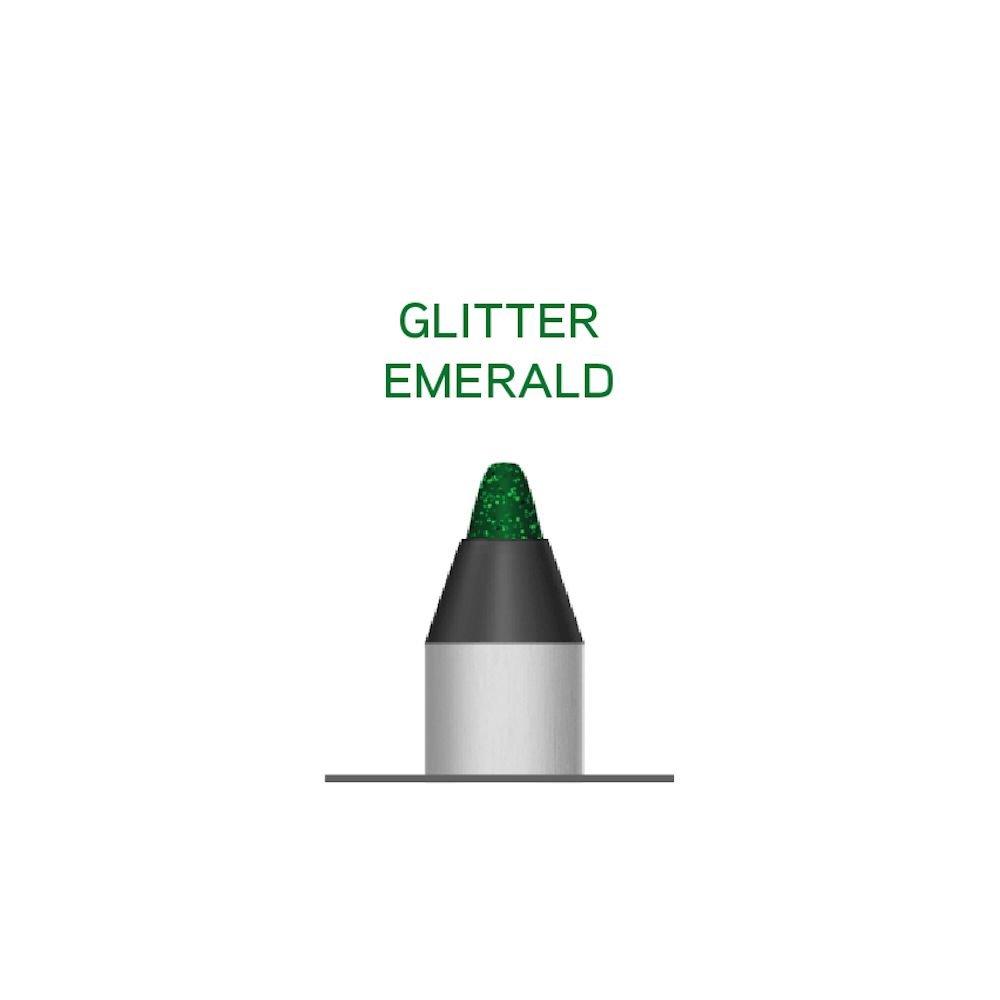 Glitter Esmerald (Изумрудный Металлик)